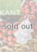 KANT 2015年 #4 1冊 ベルギーのボビンレース誌